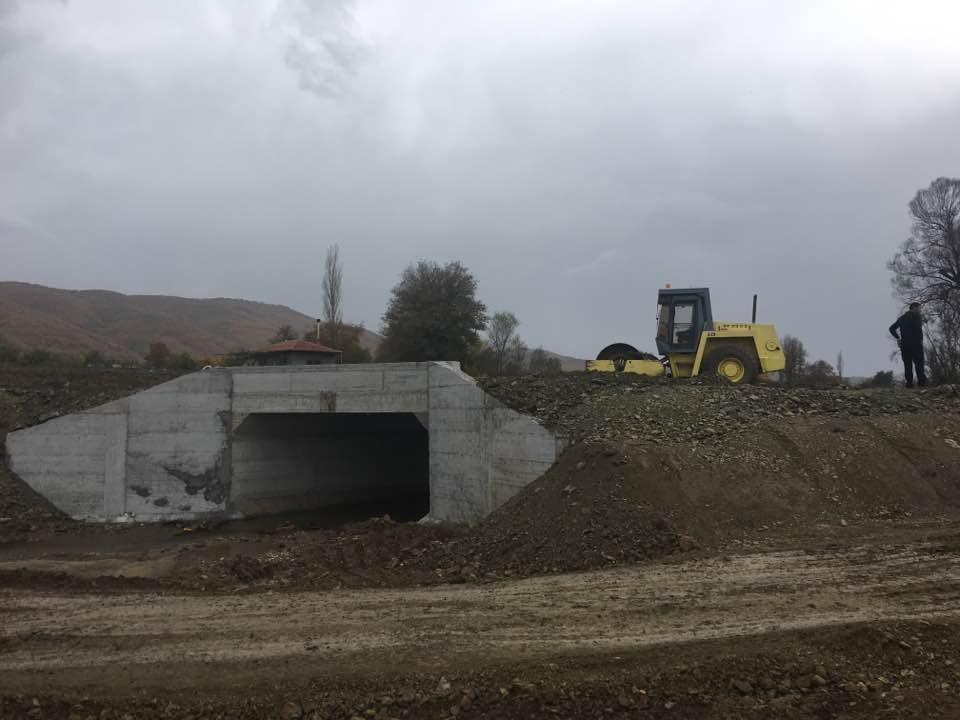 Ολοκλήρωση κατασκευής γεφυριών στην Ποταμιά Δεσκάτης
