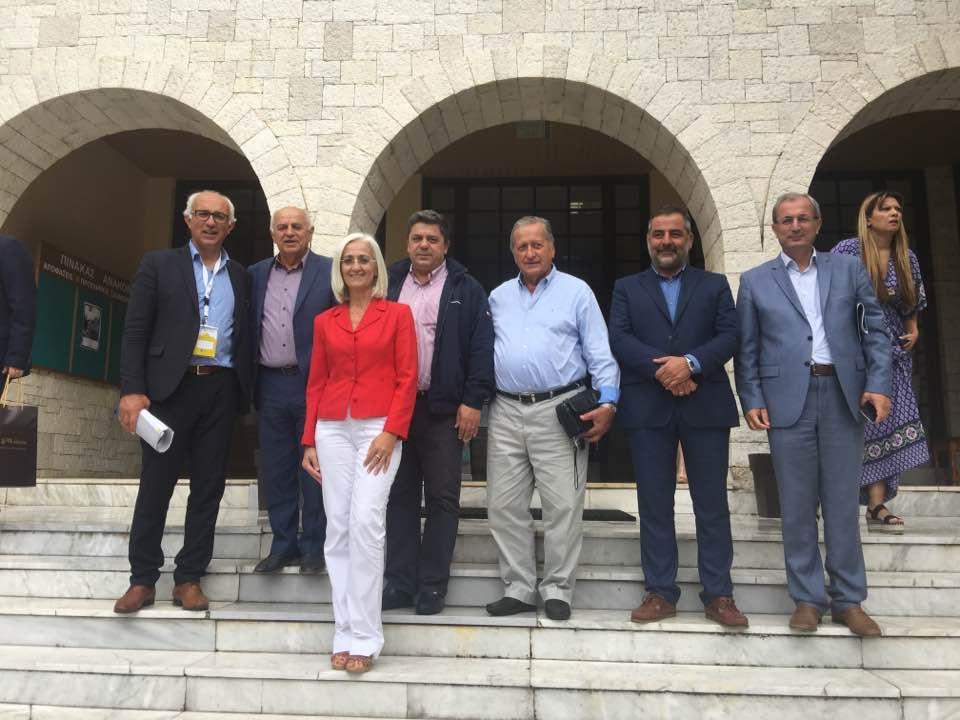 Στο συνέδριο της ΚΕΔΕ στην Κόνιτσα ο Δήμαρχος Δεσκάτης