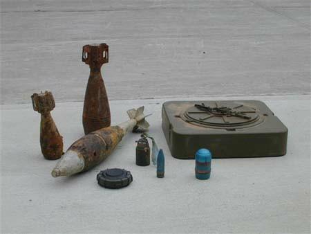 Ενημέρωση περί ανευρεθέντων πυρομαχικών στην αίθουσα Δημοτικού Συμβουλίου Δεσκάτης