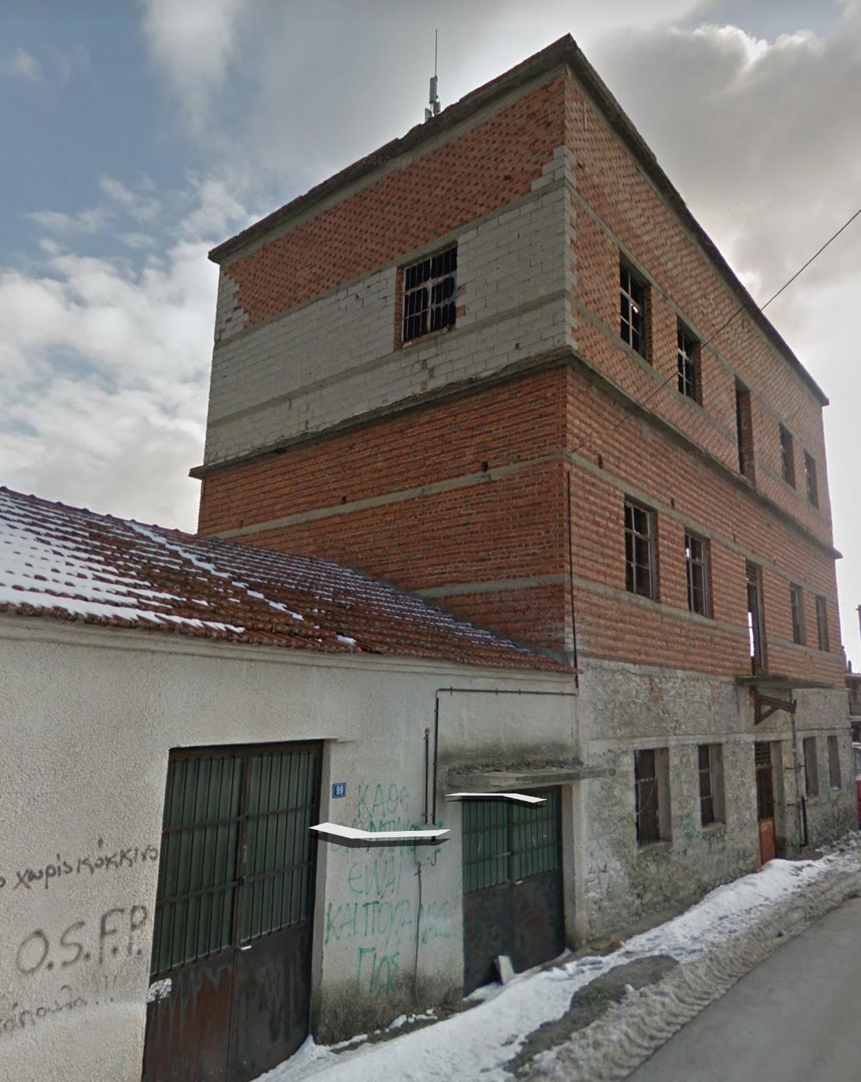 Πρόταση για την επαναχρήση του κτιρίου του Μύλου Δεσκάτης