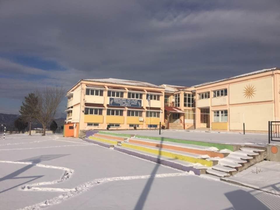 Την Τετάρτη 28/02/2018 τα σχολεία του Δήμου Δεσκάτης θα ξεκινήσουν στις 10:00 π.μ.