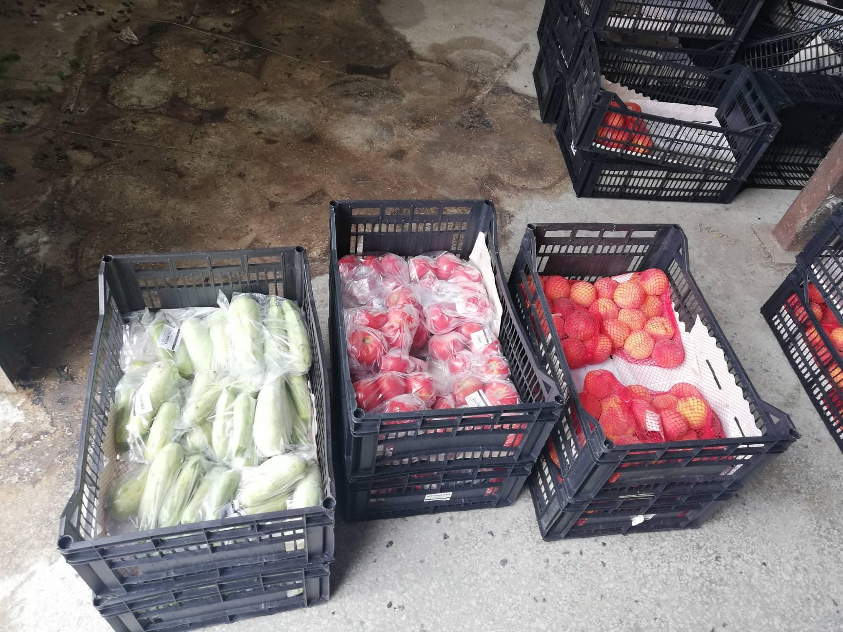 Δωρεάν διανομή τροφίμων στο Δήμο Δεσκάτης στα πλαίσια του προγράμματος ΤΕΒΑ