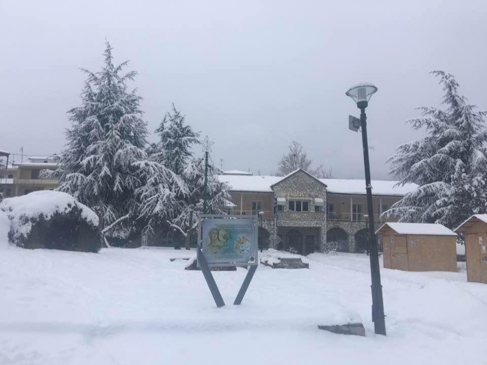 Κλειστά τα σχολεία στο Δήμο Δεσκάτης στις 11/01/2019