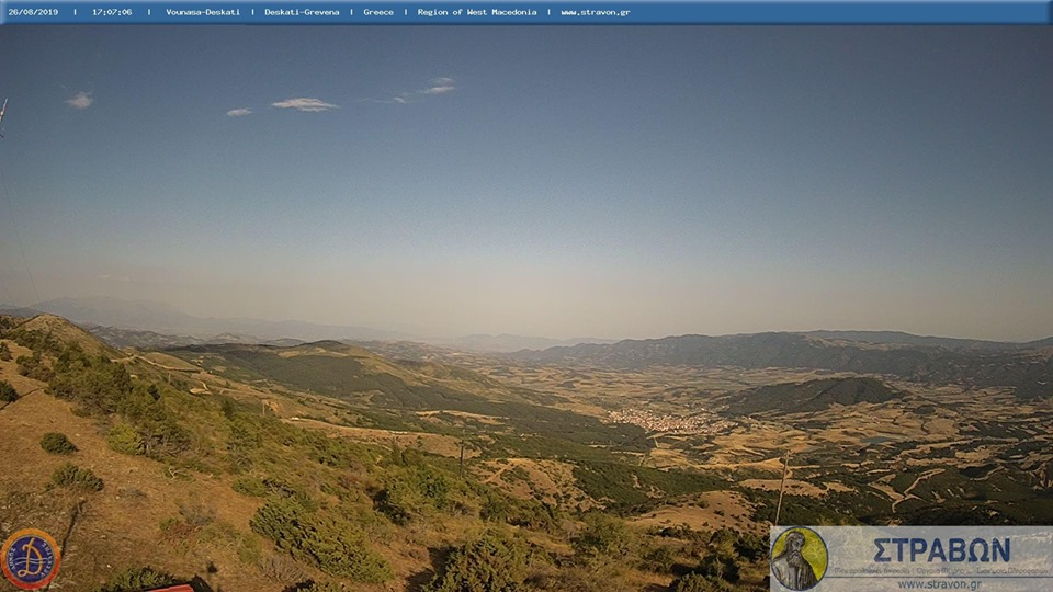 Online οι δύο κάμερες του Δήμου Δεσκάτης στον ορεινό όγκο της Βουνάσας