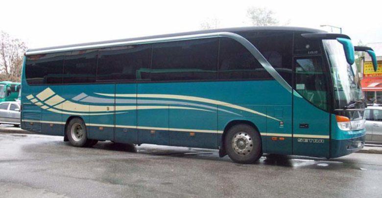 Αναχώρηση Λεωφορείου προς Ιερά Μόνη του Σωτήρος